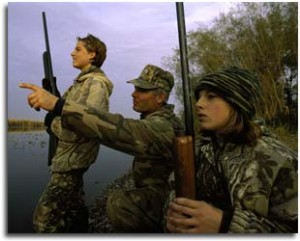 hunting_with_kids