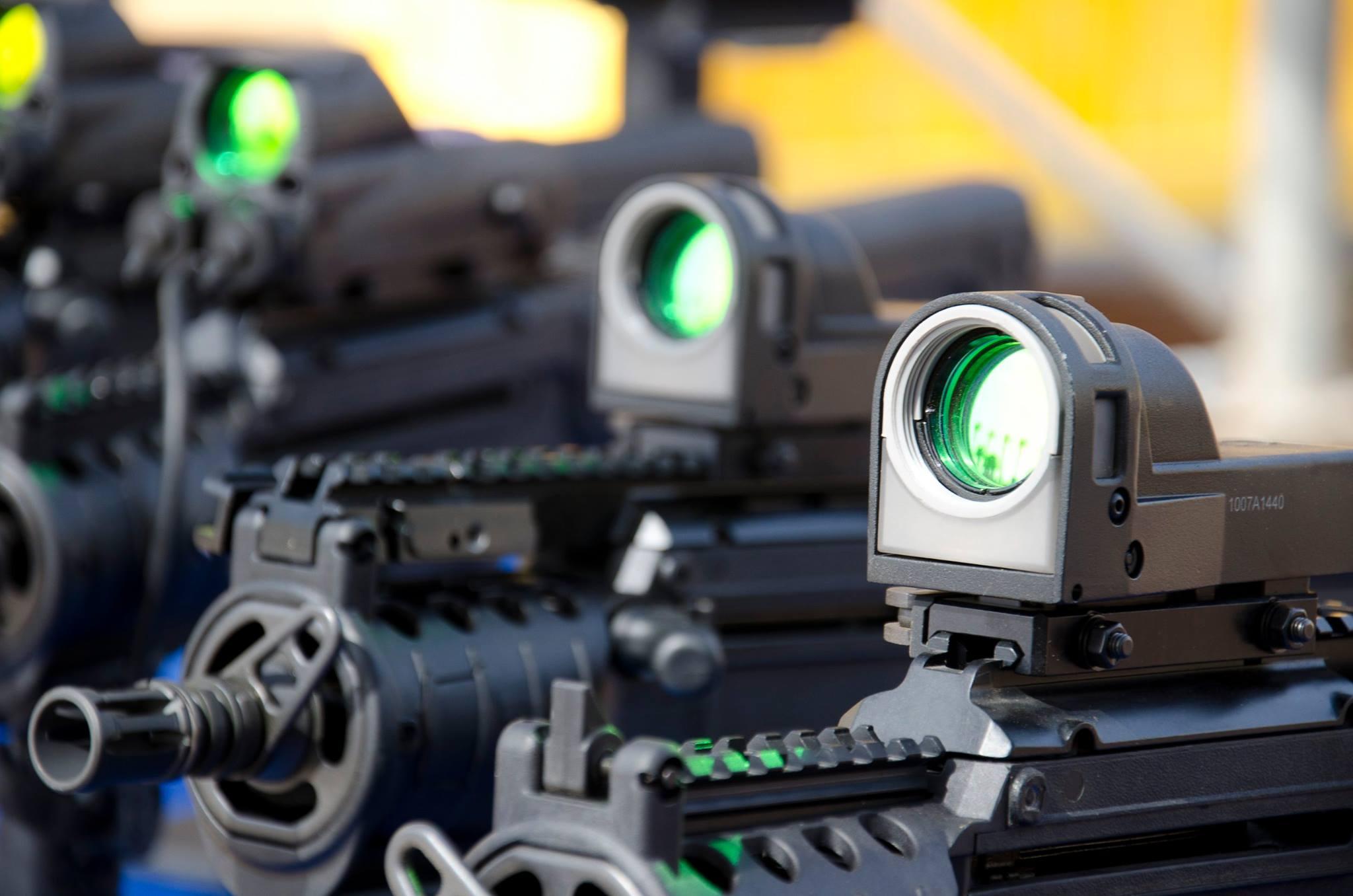 Meprolight M21 Sights