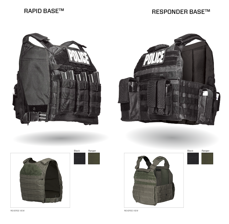 Armor Express Plate Carriers