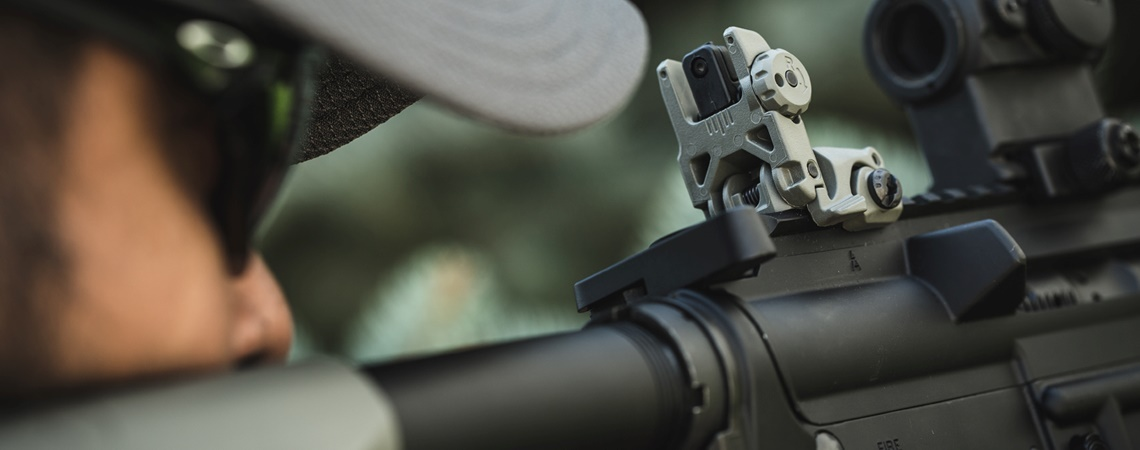 Magpul MBUS Flip Up Sights