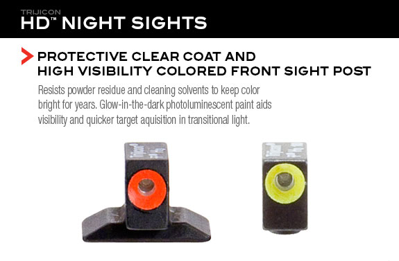 Trijicon High Definition Sights
