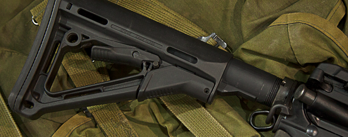 Magpul CTR Carbine Stocks